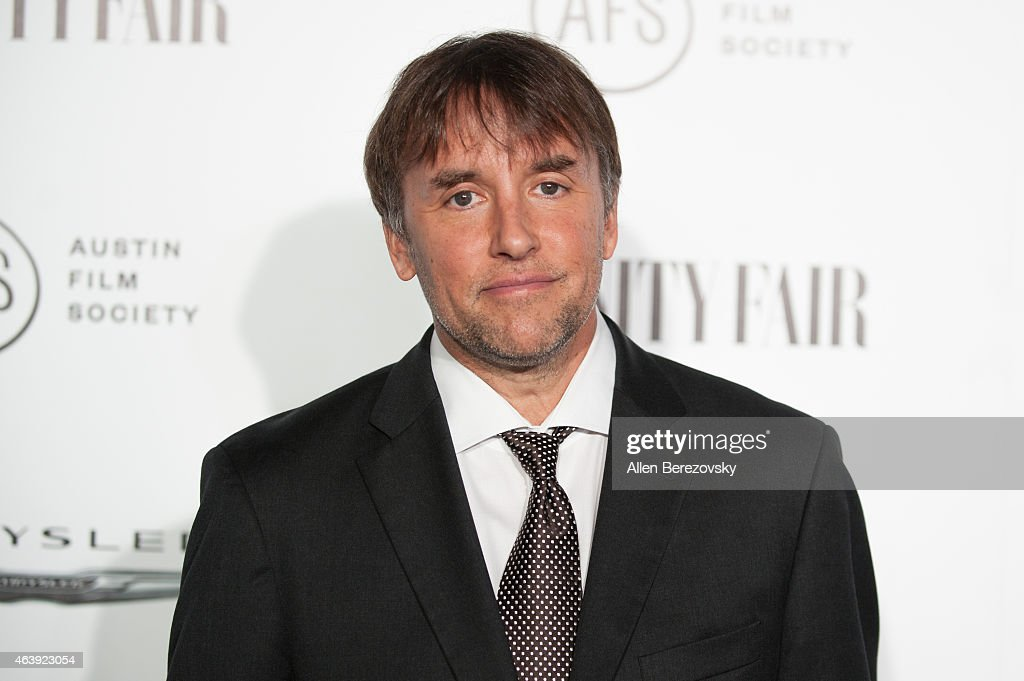 "Vanity Fair And Chrysler Celebrate Richard Linklater And The Cast Of ""Boyhood"" : News Photo"