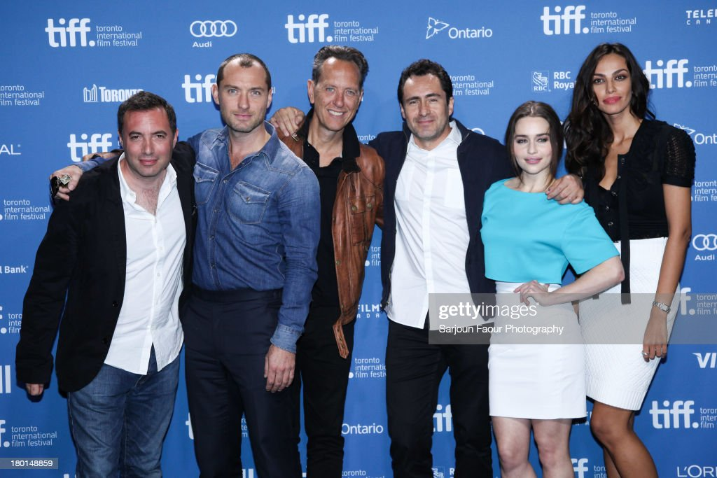 """Dom Hemingway"" Press Conference - 2013 Toronto International Film Festival"