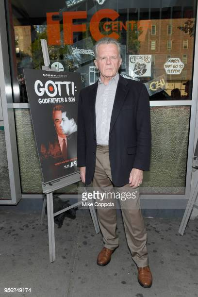 Director Richard Stratton attends as AE hosts an exclusive screening of 'Gotti Godfather Son' airing June 9th and 10th on AE at IFC Center on May 8...