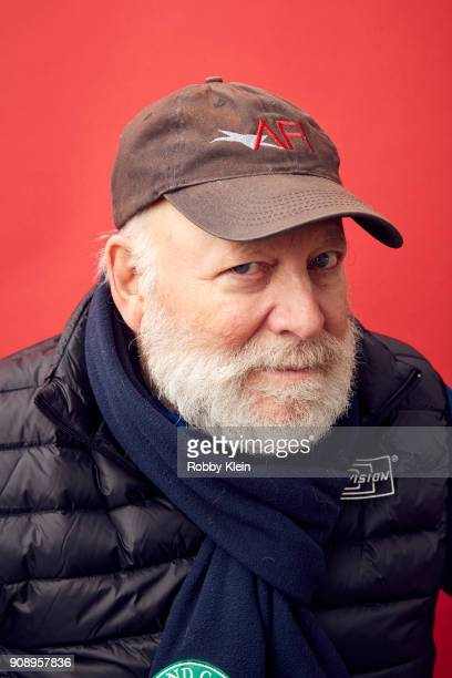 Director Rick Rosenthal from the film 'Halfway There' poses for a portrait in the YouTube x Getty Images Portrait Studio at 2018 Sundance Film...