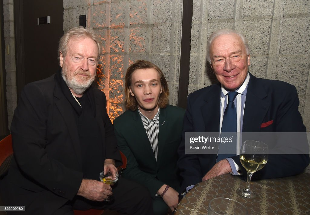 "Premiere Of Sony Pictures Entertainment's ""All The Money In The World"" - After Party : News Photo"
