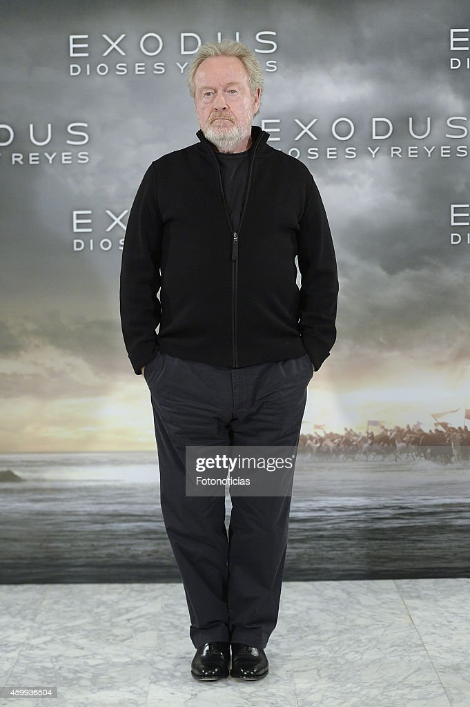 'Exodus' Madrid Photocall