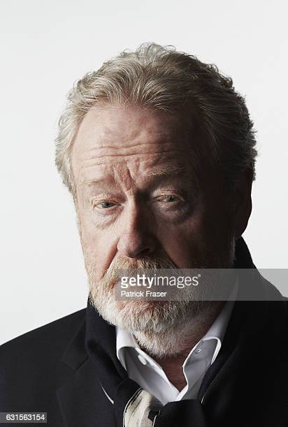 Director Ridley Scott poses for a portrait at the 27th Annual Palm Springs International Film Festival for The Wrap on January 2 2016 in Palm Springs...