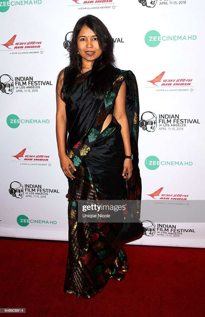 Director Rimas Das attends Closing Night Red Carpet 16th Annual Indian Film Festival Of Los Angeles at Regal Cinemas L.A. Live on April 15, 2018 in Los Angeles, California.