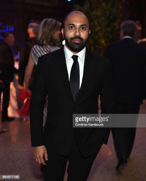 Director Ritesh Batra attends the Netflix Hosts The New York Premiere Of 'Our Souls At Night' at at The Oak Room on September 27 2017 in New York City