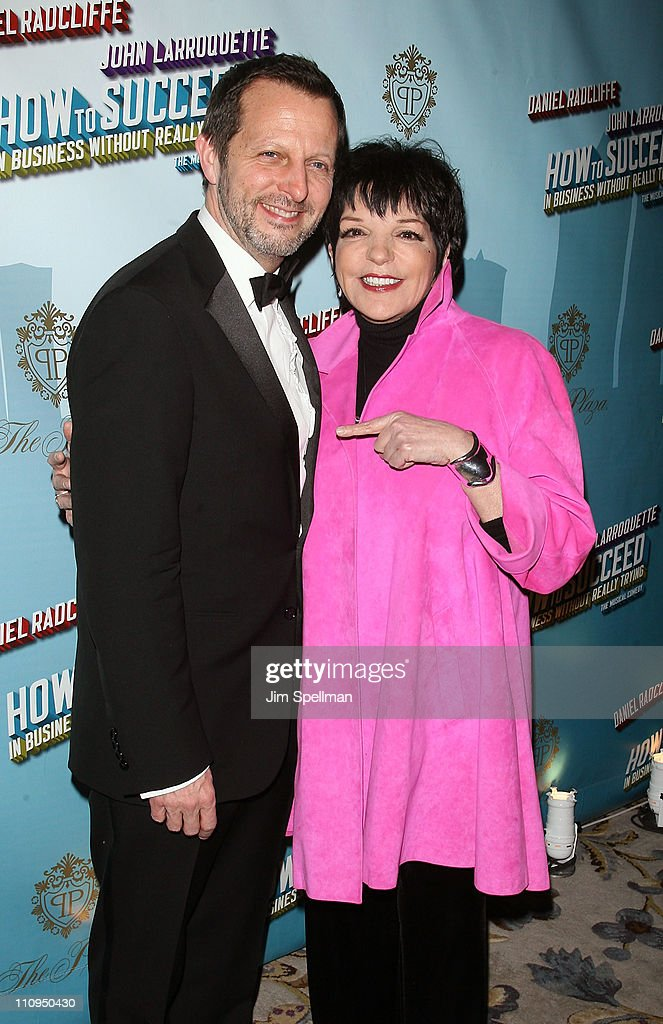 """""""How To Succeed In Business Without Really Trying"""" Broadway Opening Night - After Party"""