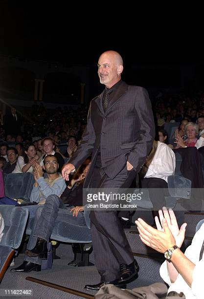 Director Rob Cohen during Deauville 2002 'XXX' Premiere at CID Deauville in Deauville France