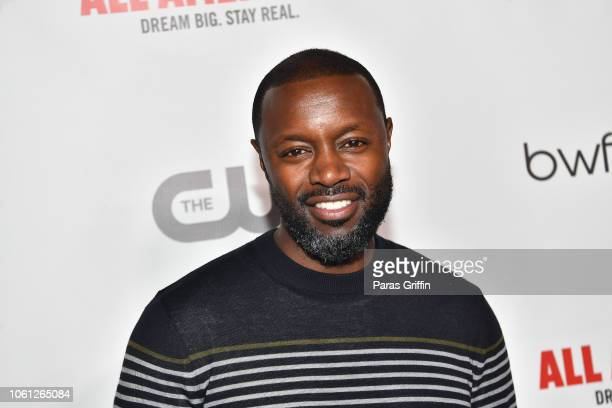 """Director Rob Hardy attends The CW and the Black Women Film Network presents """"All American"""" special screening at Regal Atlantic Station on November..."""