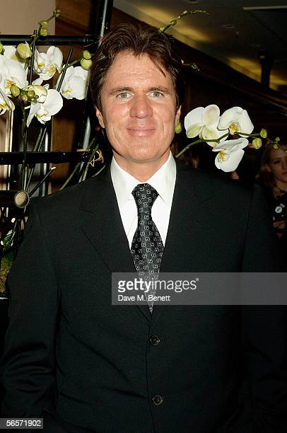 Director Rob Marshall arrives at a drinks reception prior to the UK Premiere of 'Memoirs Of A Geisha' at the Washington Hotel on January 11 2006 in...