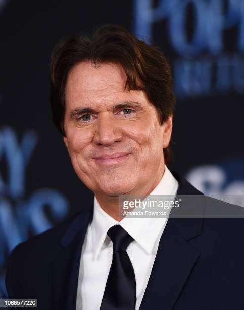 Director Rob Marshall arrives at the premiere of Disney's 'Mary Poppins Returns' at the El Capitan Theatre on November 29 2018 in Los Angeles...