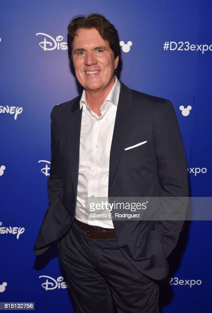 Director Rob Marshall of MARY POPPINS RETURNS took part today in the Walt Disney Studios live action presentation at Disney's D23 EXPO 2017 in...