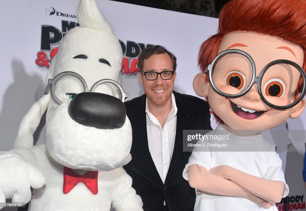 Director Rob Minkoff attends the premiere of Twentieth Century Fox and DreamWorks Animation's 'Mr. Peabody & Sherman' at Regency Village Theatre on March 5, 2014 in Westwood, California.