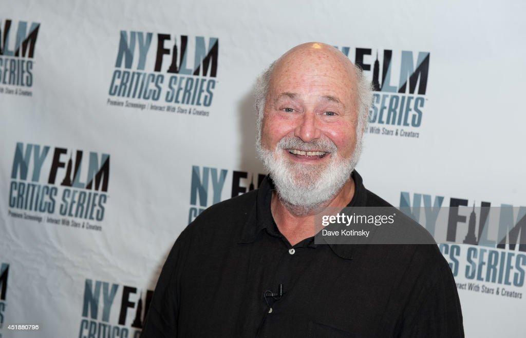 """And So It Goes"" Screening - 2014 New York Film Critics Series"