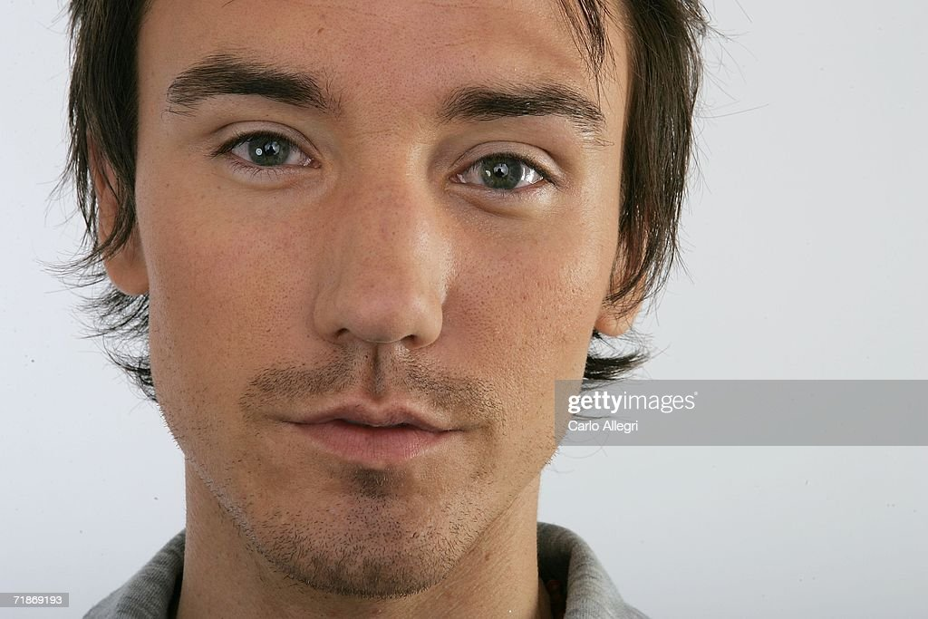 Director Rob Stewart of the film ?Sharkwater? poses for portraits in the Chanel Celebrity Suite at the Four Season hotel during the Toronto International Film Festival on September 12, 2006 in Toronto, Canada.