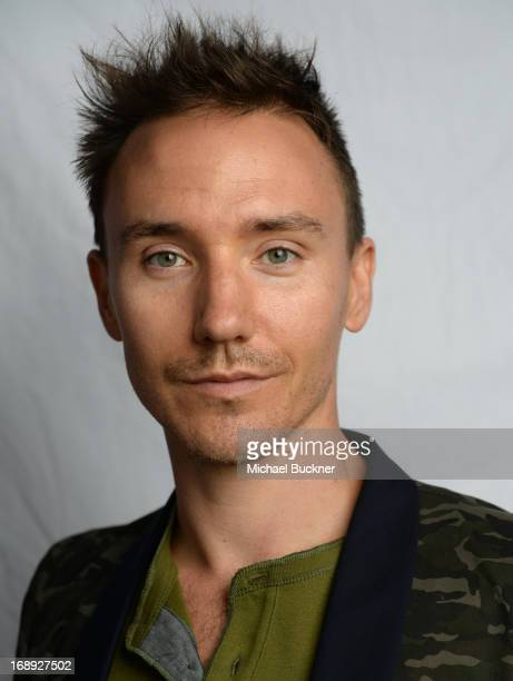 Director Rob Stewart poses for a portrait at the Variety Studio at the 66th Annual Cannes Film Festival at Chivas House on May 17, 2013 in Cannes,...
