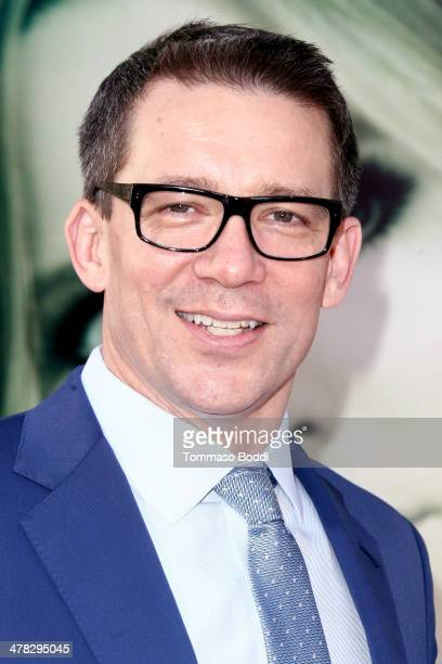 Director Rob Thomas attends the 'Veronica Mars' Los Angeles premiere held at the TCL Chinese Theatre on March 12 2014 in Hollywood California