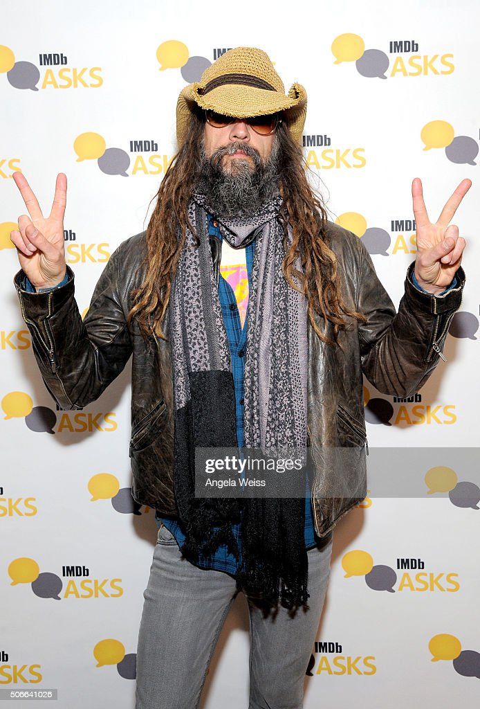 Director Rob Zombie in The IMDb Studio In Park City, Utah: Day Three - on January 24, 2016 in Park City, Utah.