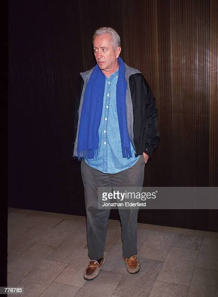 Director Robert Downey Sr attends the premiere of Hugo Pool December 3 1997 in New York City The movie is about a Los Angeles pool cleaner who falls...