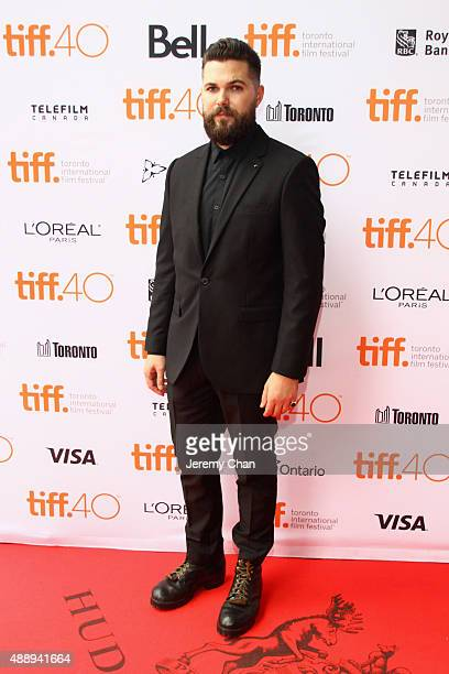 Director Robert Eggers attend 'The Witch' premiere during the 2015 Toronto International Film Festival held at Ryerson Theatre on September 18 2015...