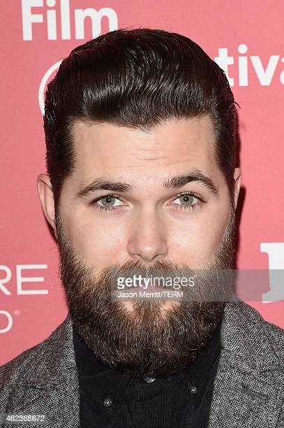 Director Robert Eggers attends The Witch premiere during the 2015 Sundance Film Festival on January 27 2015 in Park City Utah