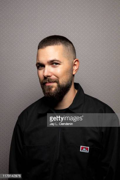 Director Robert Eggers from 'The Lighthouse' is photographed for Los Angeles Times on September 7 2019 at the Toronto International Film Festival in...