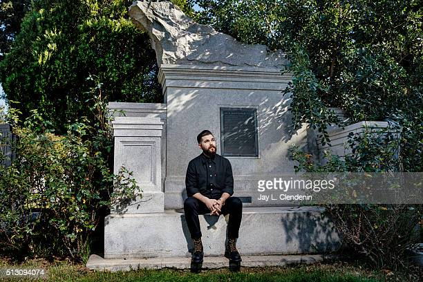 Director Robert Eggers of The Witch' is photographed for Los Angeles Times on February 12 2016 in Los Angeles California PUBLISHED IMAGE CREDIT MUST...