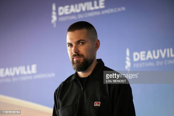 US director Robert Eggers poses during a photocall at the 45th US Film Festival in Deauville western France on September 13 2019