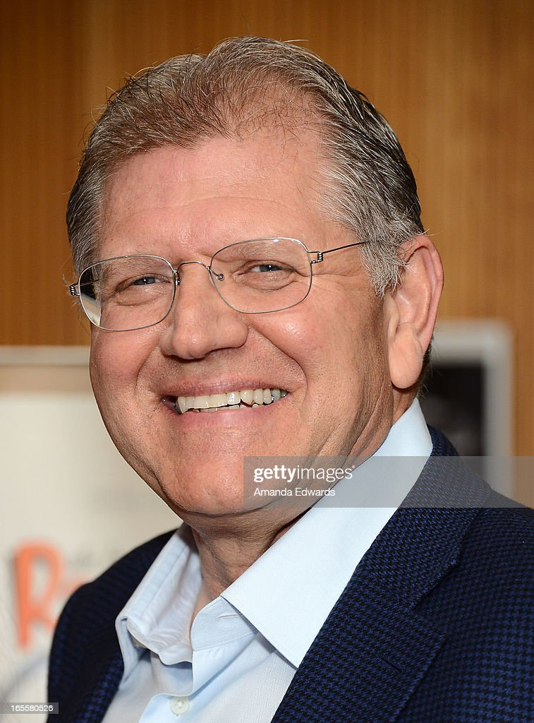 Director Robert Zemeckis arrives at The Academy Of Motion Picture Arts And Sciences' 25th Anniversary Screening Of 'Who Framed Roger Rabbit' at AMPAS Samuel Goldwyn Theater on April 4, 2013 in Beverly Hills, California.