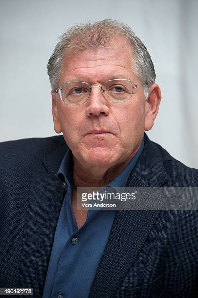 Director Robert Zemeckis at 'The Walk' Press Conference at The London Hotel on September 27 2015 in New York City