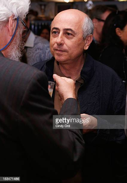 Director Roberto Faenza attends the 'Someday This Pain Will Be Useful To You' New York Screening after party at Kiehl's Since 1851 Flagship Store on...