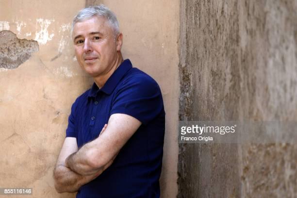 Director Robin Campillo attends '120 Battiti Al Minuto' Photocall on September 28 2017 in Rome Italy