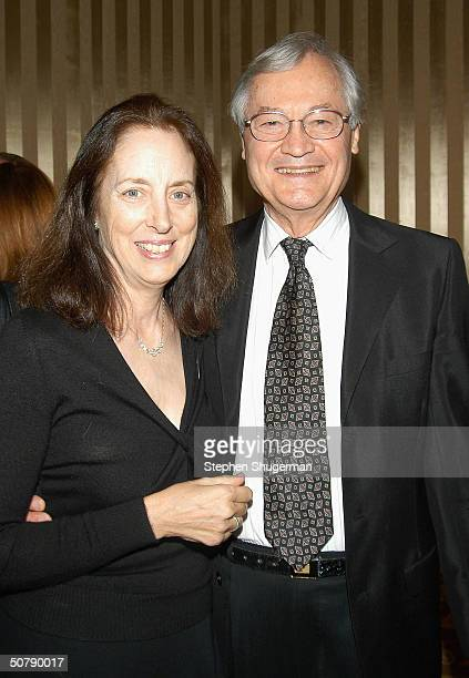 Director Roger Corman and his wife Julie attend Senator Barbara Boxer's Women Making History Honors Annette Bening at the St Regis Hotel on April 30...