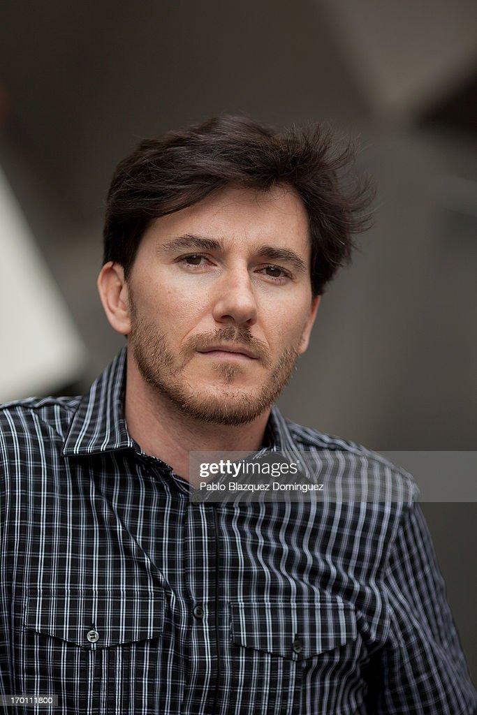Director Roger Gual poses for a portrait during 'Menu Degustacion' presentation at Cines Princesa on June 7, 2013 in Madrid, Spain.