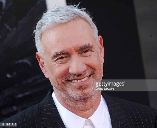 Director Roland Emmerich arrives at the premiere of 20th Century Fox's Independence Day Resurgence at TCL Chinese Theatre on June 20 2016 in...