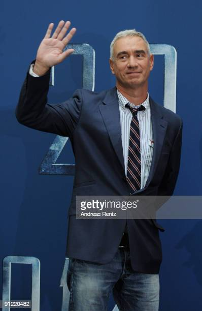 Director Roland Emmerich attends '2012' photocall at Hotel de Rome on September 28 2009 in Berlin Germany