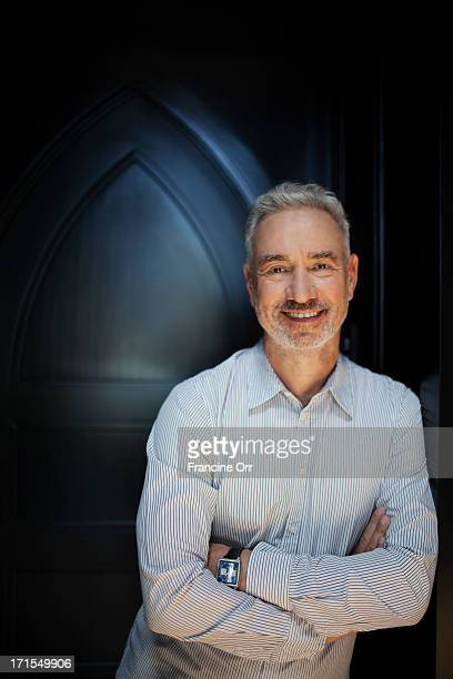 Director Roland Emmerich is photographed for Los Angeles Times on May 28 2013 in Los Angeles California PUBLISHED IMAGE CREDIT MUST READ Francine...