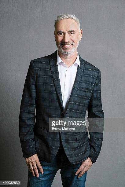 Director Roland Emmerich of 'Stonewall' poses for a portrait at the Royal York Hotel in Toronto Canada on September 18 2015