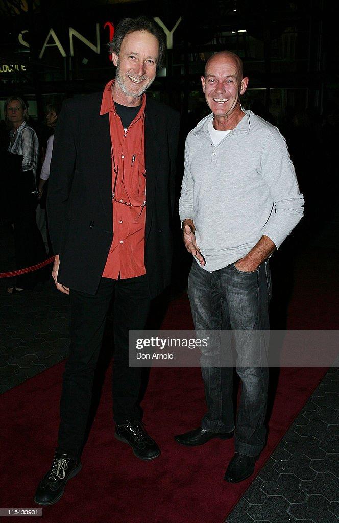 """L'Oreal Paris 2007 AFI Australian Screenings """"Dr Plonk"""""""