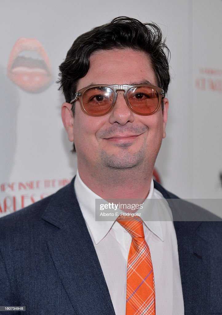Director Roman Coppola attends the Los Angeles premiere of A24's 'A Glimpse Inside The Mind Of Charles Swan III' at ArcLight Hollywood on February 4, 2013 in Hollywood, California.