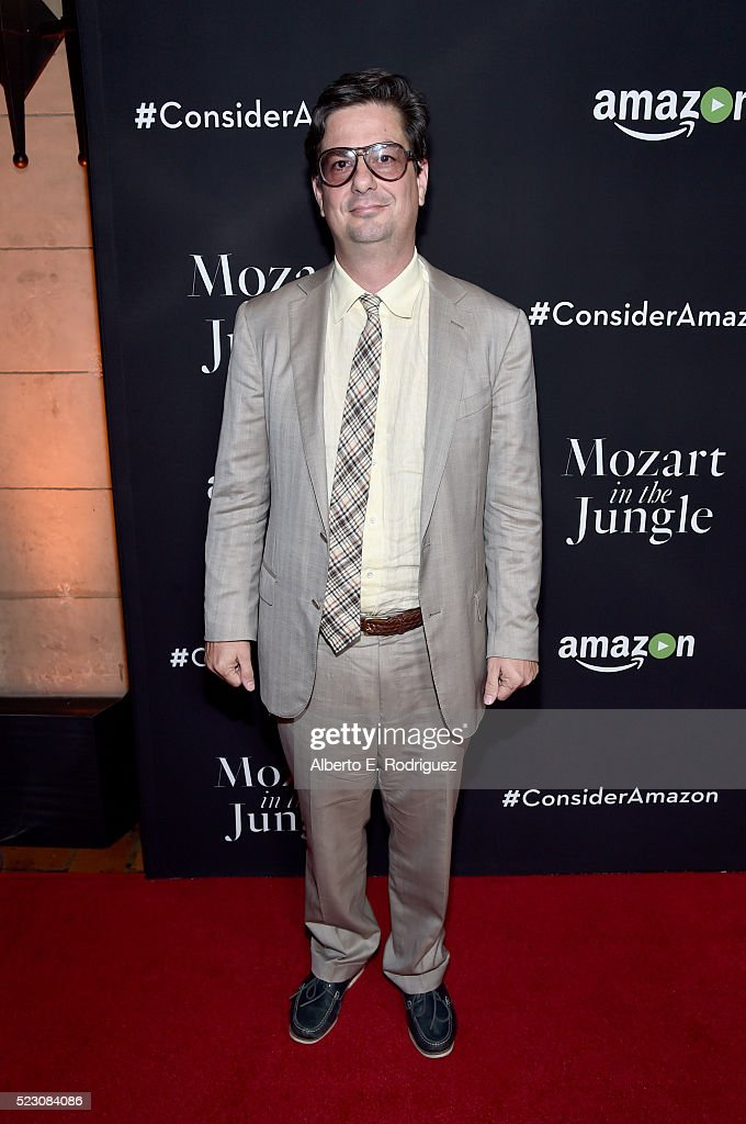 """Screening And Q&A For Amazon's """"Mozart In The Jungle"""" - Red Carpet"""