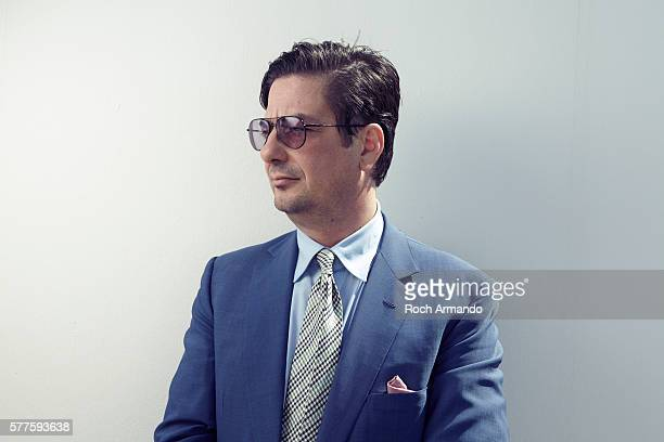 Director Roman Coppola is photographed for Gala Croisette on May 21 2012 in Cannes France