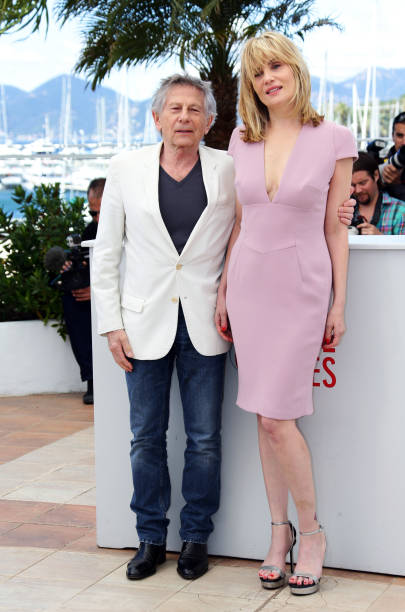FRA: 'La Venus A La Fourrure' Photocall - The 66th Annual Cannes Film Festival