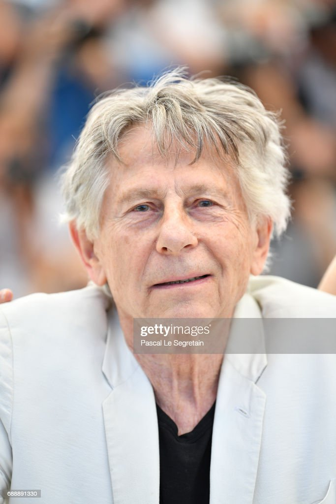 Director Roman Polanski attends the 'Based On A True Story' photocall during the 70th annual Cannes Film Festival at Palais des Festivals on May 27, 2017 in Cannes, France.