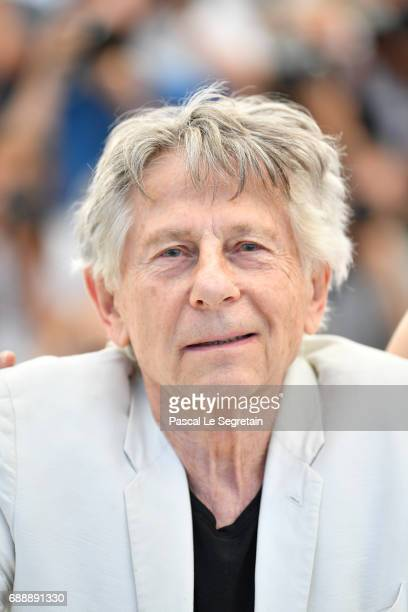 Director Roman Polanski attends the 'Based On A True Story' photocall during the 70th annual Cannes Film Festival at Palais des Festivals on May 27...