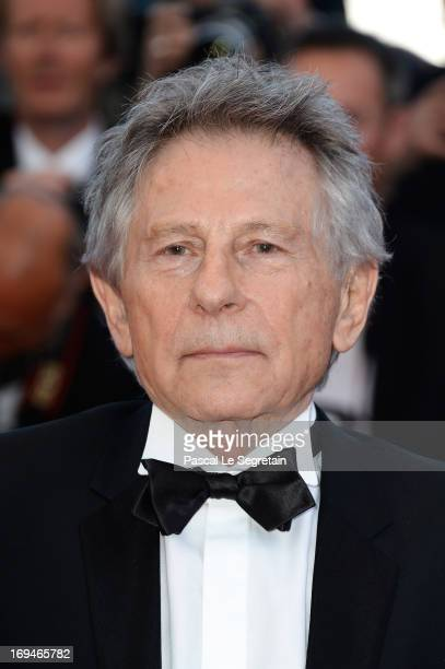 Director Roman Polanski attends the 'La Venus A La Fourrure' premiere during The 66th Annual Cannes Film Festival at Theatre Lumiere on May 25 2013...