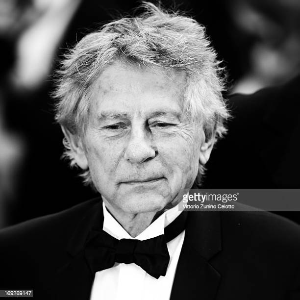 Director Roman Polanski attends 'Weekend Of A Champion' Premiere during the 66th Annual Cannes Film Festival on May 22 2013 in Cannes France