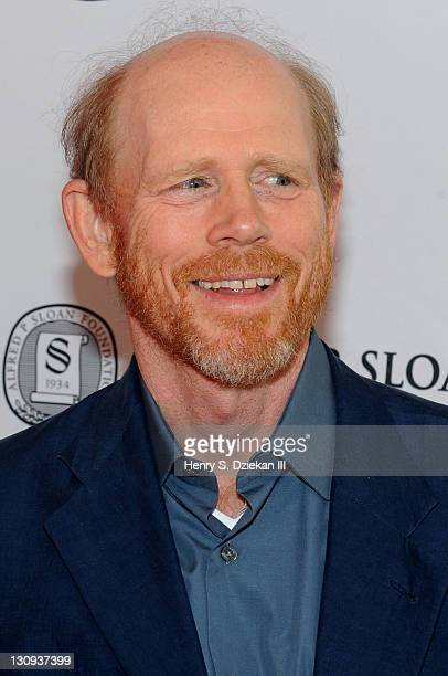 Director Ron Howard attends Tribeca Talks After the Movie A Beautiful Mind during the 10th annual Tribeca Film Festival at SVA Theater on April 30...