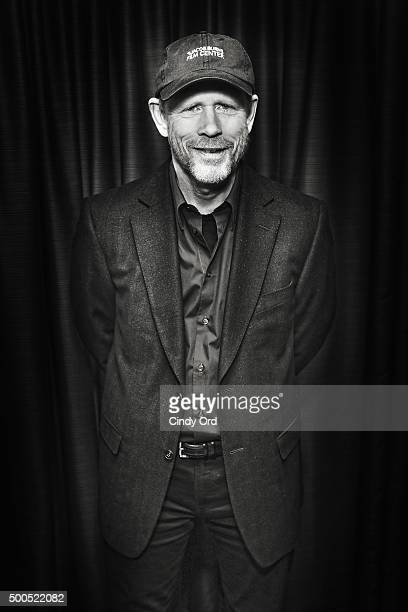 """Director Ron Howard takes part in SiriusXM's """"Town Hall"""" with Ron Howard hosted by Entertainment Weekly's Clark Collis at SiriusXM Studios on..."""