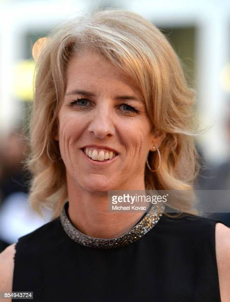 Director Rory Kennedy attends the Los Angeles premiere of 'Take Every Wave The Life of Laird Hamilton' sponsored by Land Rover Verizon and RYOT on...