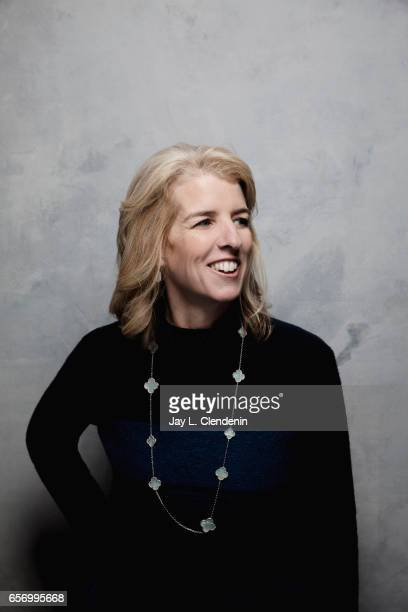 Director Rory Kennedy from the documentary film Take Every Wave The Life of Laird Hamilton is photographed at the 2017 Sundance Film Festival for Los...